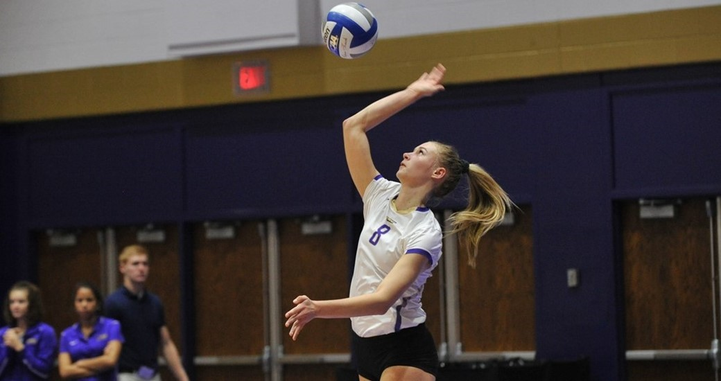 Women's Volleyball: Volleyball Tops Elon, 3-1, To Improve To 2-0 In CAA Play