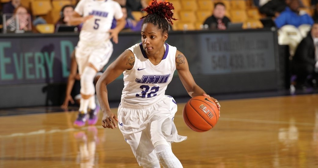 Women's Basketball: JMU Surges in Second Half for 59-55 Win at Drexel