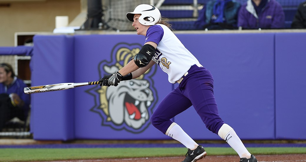 Softball: Ford Breaks Home Run Record in 8-3 Win Over Rutgers