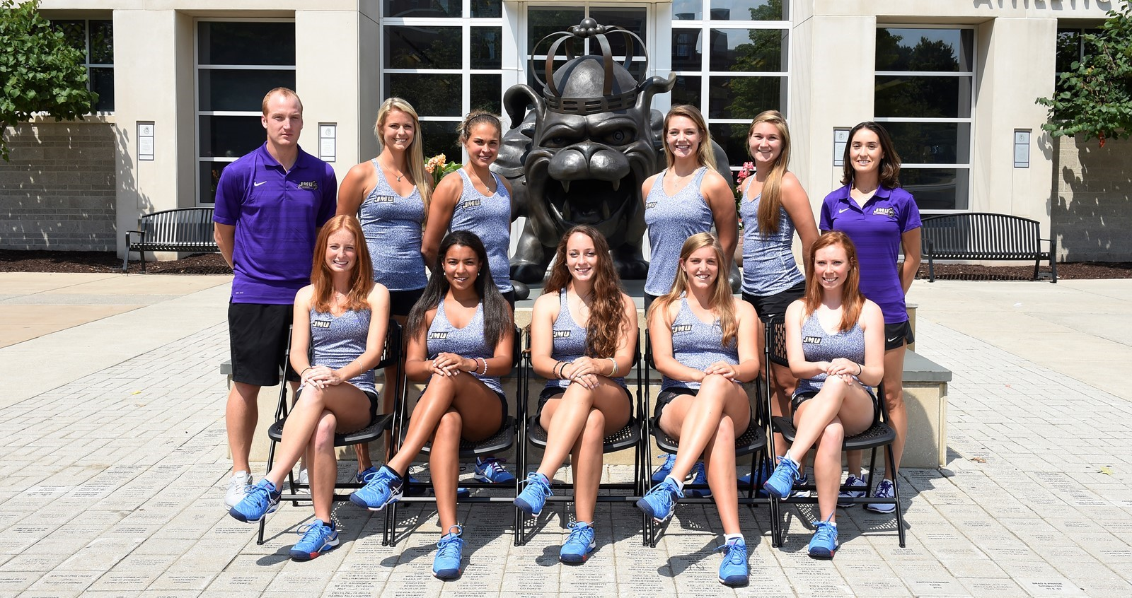 Women's Tennis, Student-Athlete Services: JMU Earns ITA All-Academic Honor, Three Tabbed Scholar-Athletes