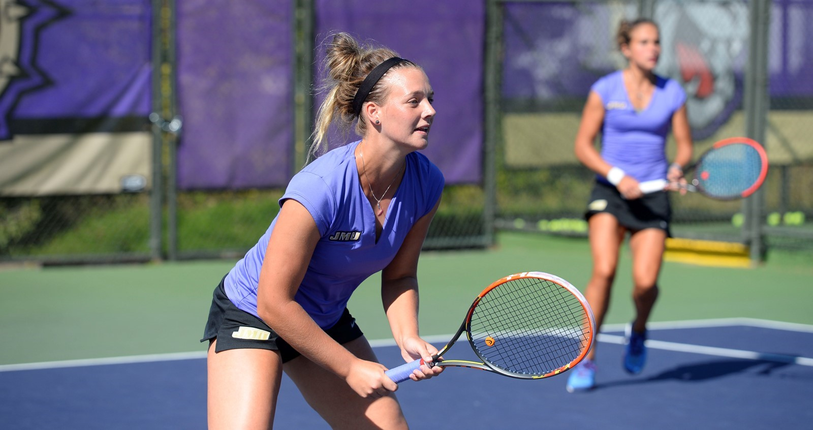 Women's Tennis: JMU Rolls to 7-0 Win at Navy