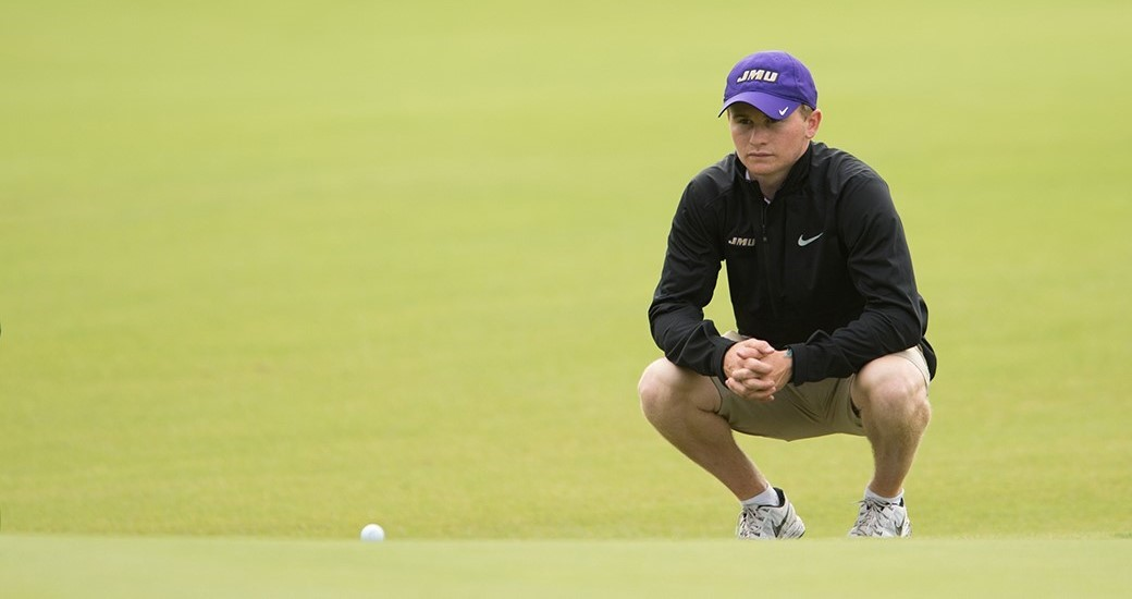 Men's Golf: Henderson, Dukes in Second at Camden Collegiate Invite