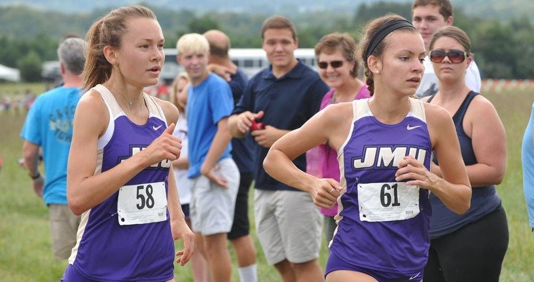 Women's Cross Country: Strock's Personal Record Leads Dukes at Paul Short