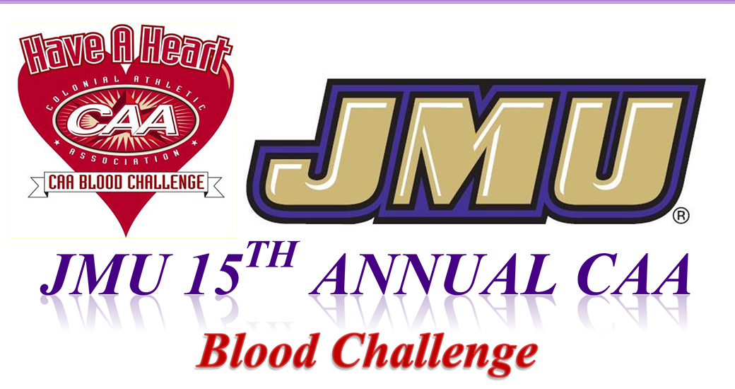 Community Relations: James Madison to Participate in 15th Annual CAA Blood Drive
