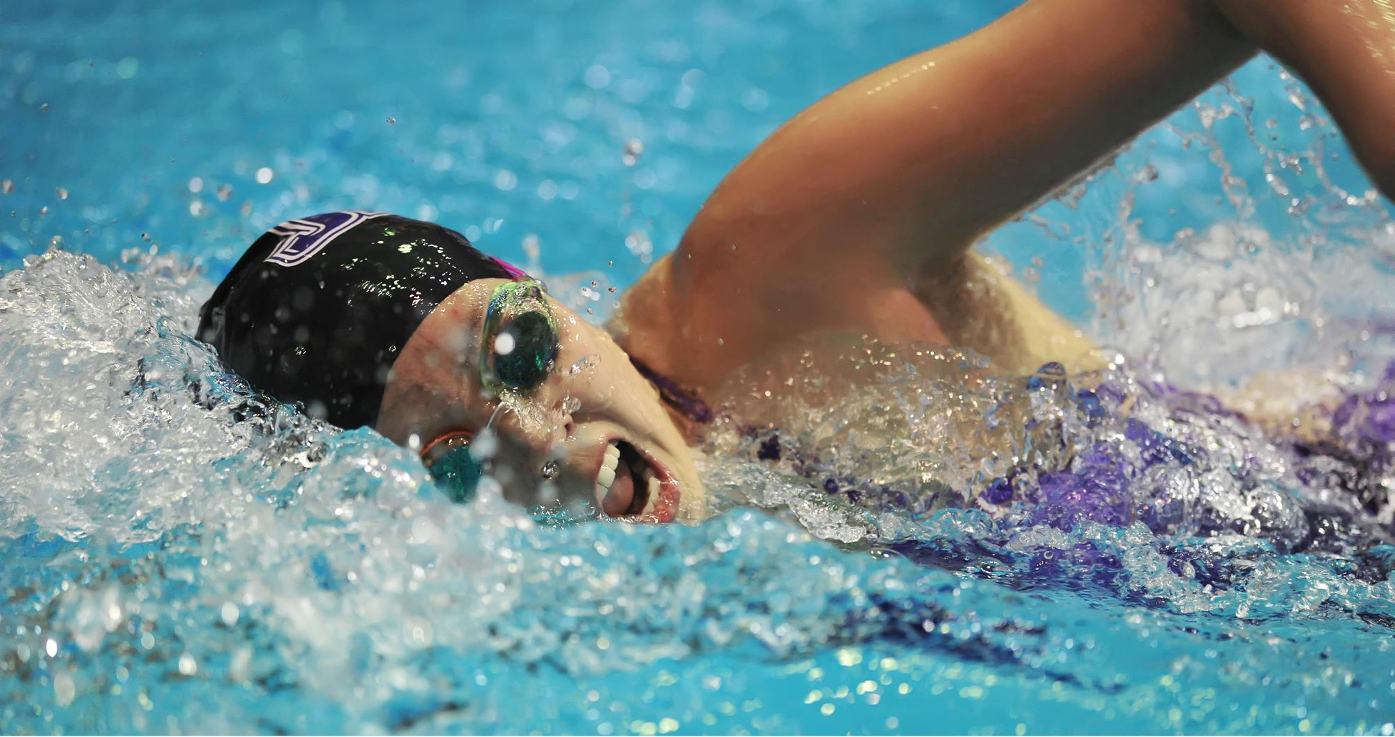 Women's Swimming and Diving: Dukes Open JMU Invitational Shattering Three Pool Records
