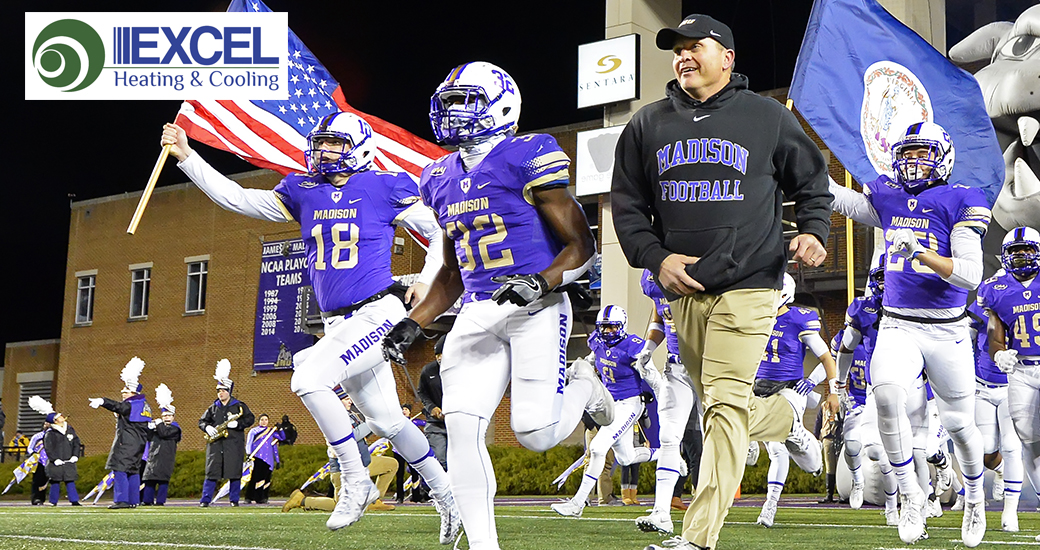 Football: Dukes are Headed to Fargo to Face Top-Seeded North Dakota State in Semis