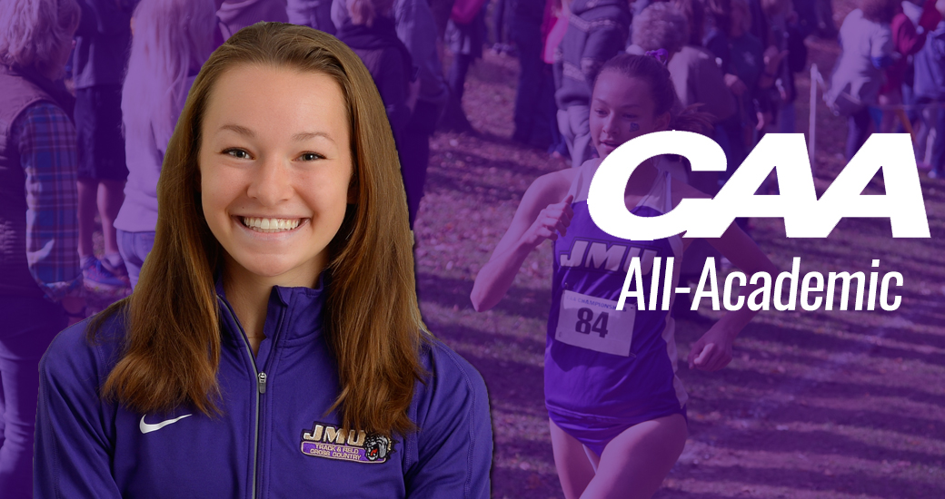 Women's Cross Country: Raher Named Academic All-CAA