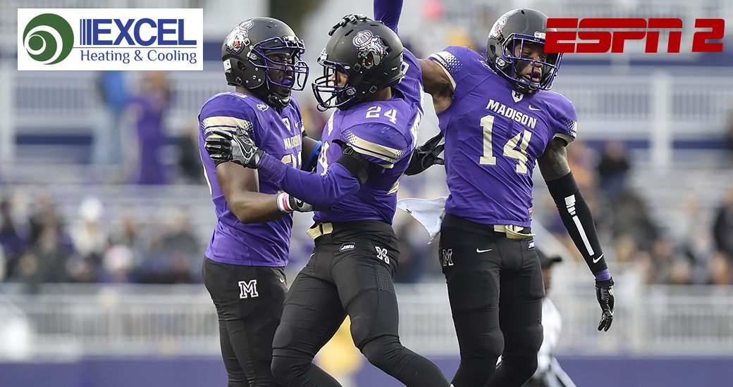 Football: JMU to Host Sam Houston Friday in Prime Time on ESPN2, Tickets on Sale Now