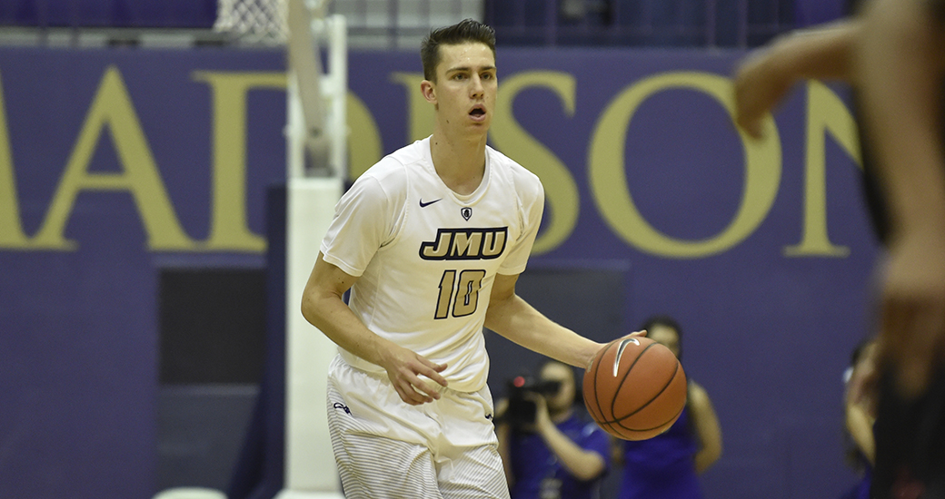 Men's Basketball: Kent Powers Dukes to 71-59 Win at Longwood
