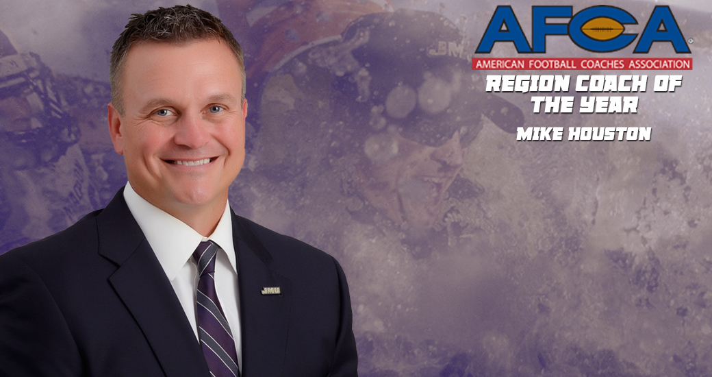 Football: Houston Wins Second Straight AFCA Region Coach of the Year Honor