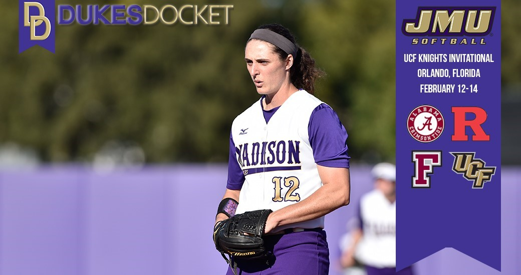 General, Softball: Softball Rounds The Bases On Weekend Dukes Docket