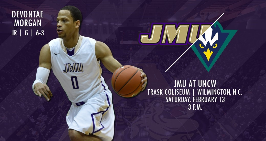 Men's Basketball: Dukes Take Three-Game Win Streak to First-Place UNCW