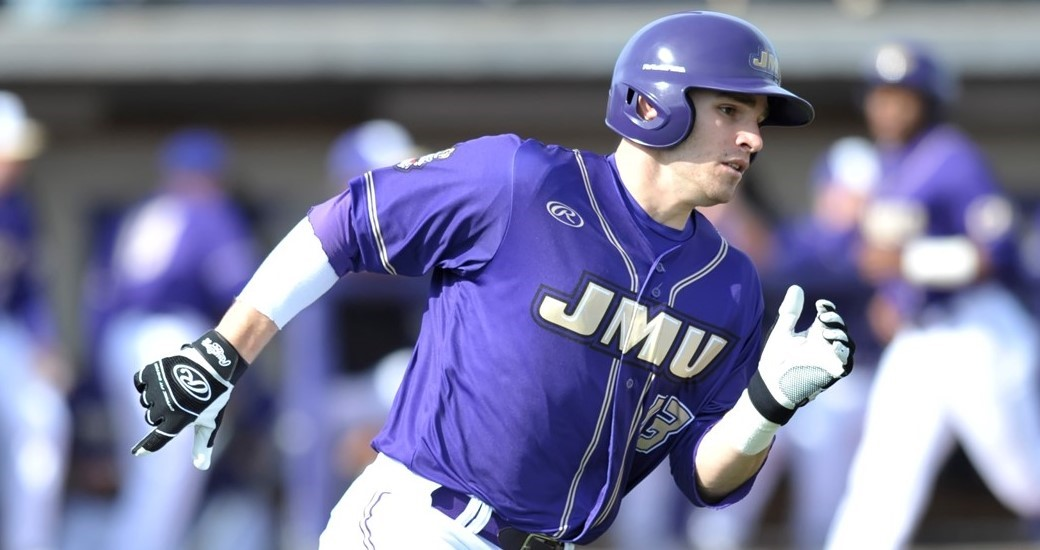 Baseball: Weston, Dukes Walk Off In CAA Tourney Win Over Northeastern