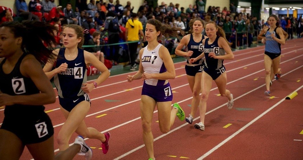Track & Field: Dukes Conclude Competition At Sykes & Sabock Challenge Cup