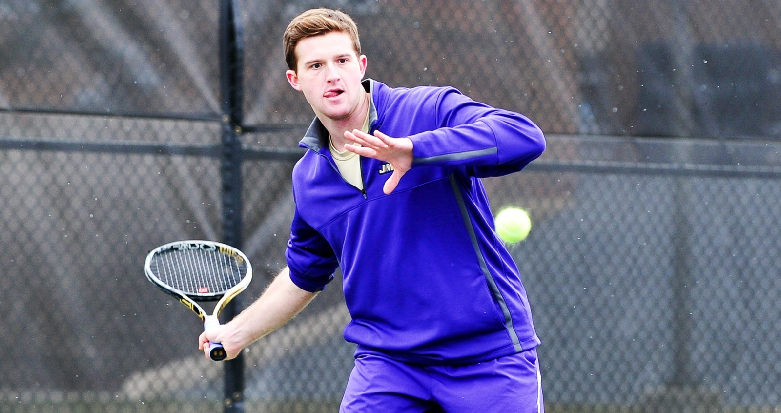 Men's Tennis: Strong Doubles Play Carries Dukes on Day One of Elon Fall Invitational