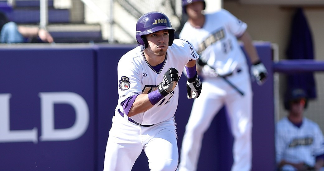 Baseball: Dukes Eliminated in CAA Tourney Loss to Northeastern