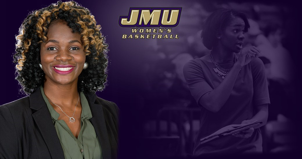 Women's Basketball: Bridgette Mitchell Joins JMU Women's Basketball Coaching Staff