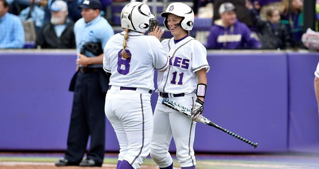Softball: JMU Earns Spot in Regional Title Game With 10-1 Win Over UNC