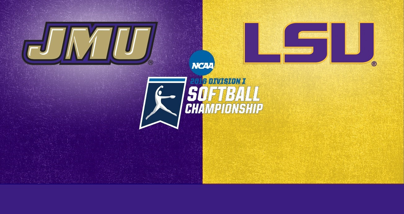 Softball: NCAA Softball Super Regional vs. LSU Set for Friday-Saturday