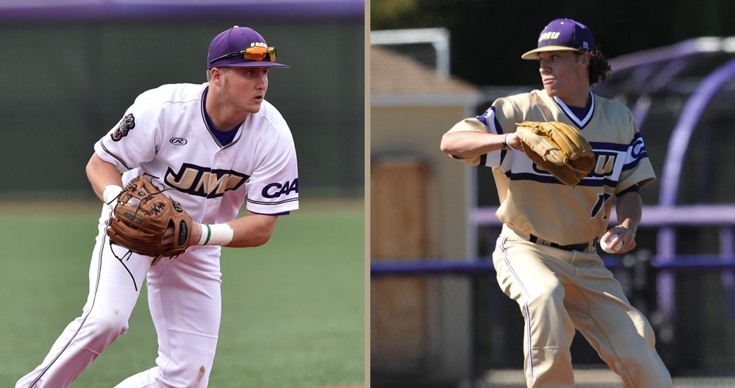 Baseball: McKay, Harlow Capture CAA Weekly Awards