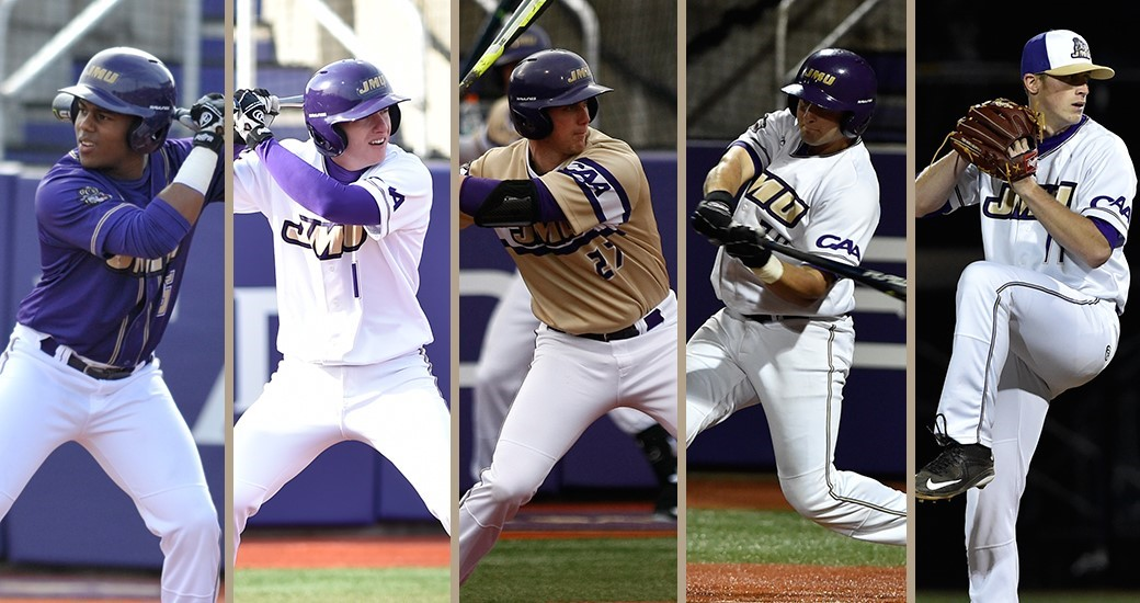 Baseball: Five Dukes Garner All-Conference Honors