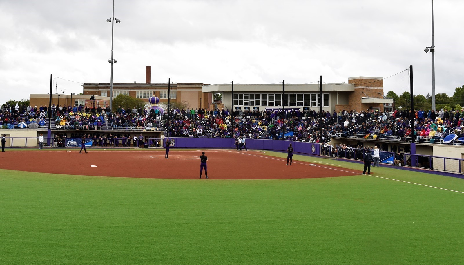 Softball, Ticketing: JMU Adds Additional Softball Seating, Limited Tickets Available Thursday
