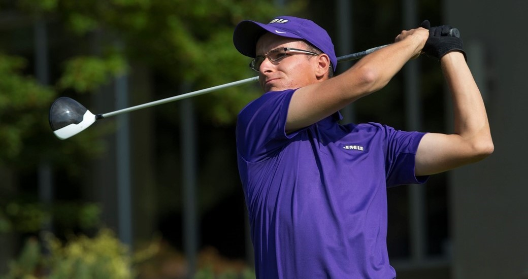 Men's Golf: Cole Captures Second CAA Weekly Honor of Season