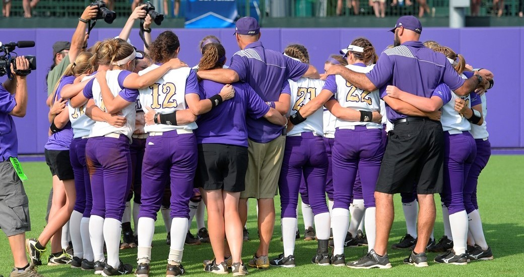 Softball: JMU Closes Historic Season in Game Three Heartbreaker Against LSU