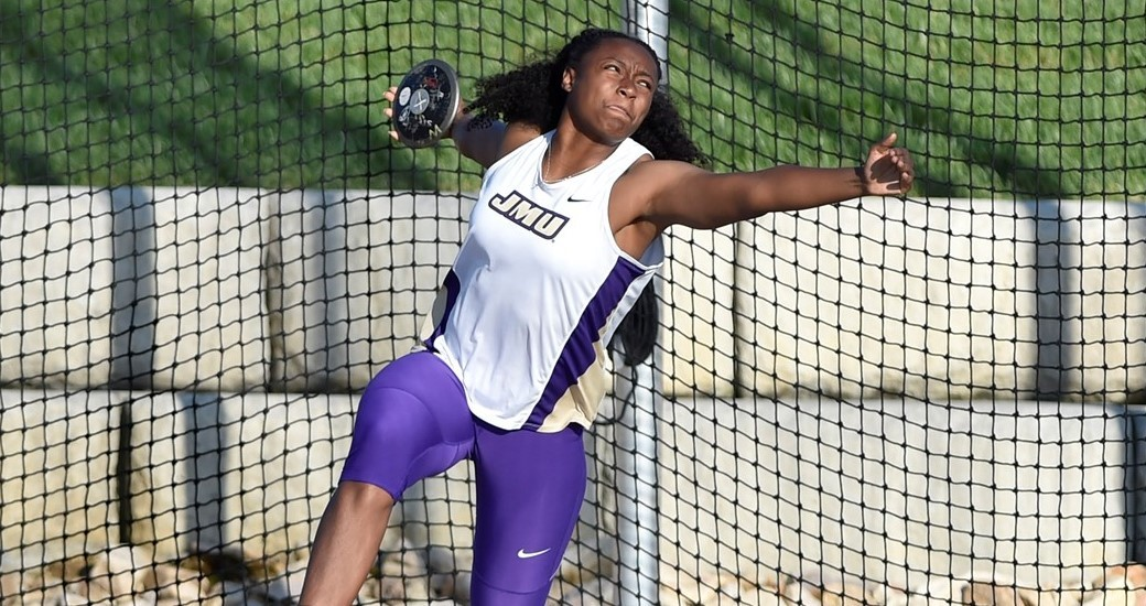 Track & Field: Monroe Tabbed CAA Field Athlete of the Week