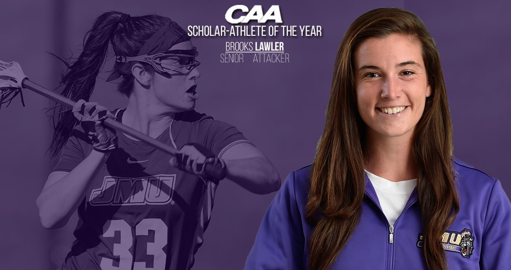 Women's Lacrosse: Lawler Voted CAA Women's Lacrosse Scholar-Athlete of the Year