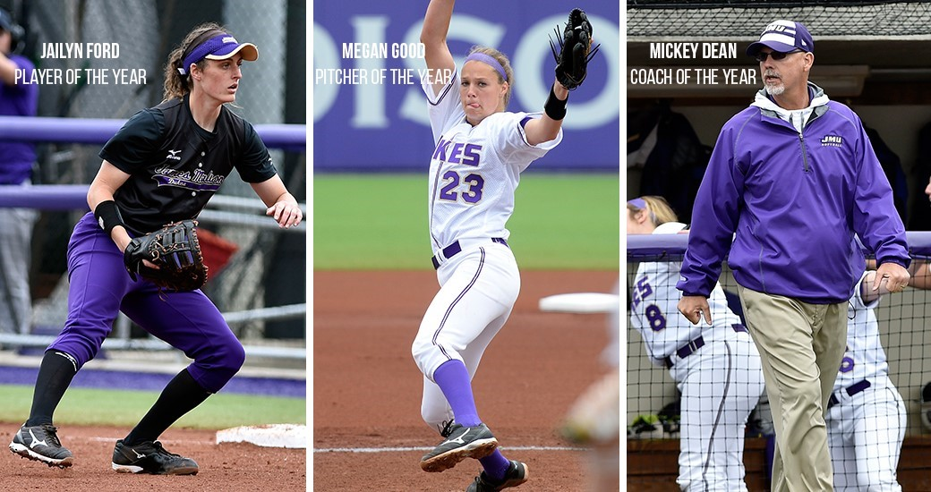 Softball: Dukes Earn Three Major VaSID Softball Awards, Seven Named All-State