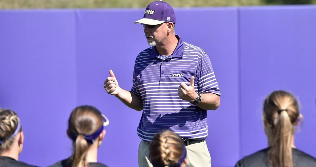 Softball: James Madison Extends Softball Coach Mickey Dean through 2021