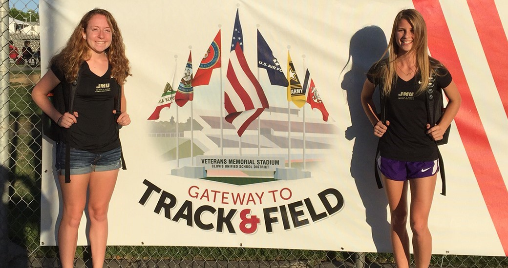 Track & Field: Freshmen Duo Round Out Spring Season at USATF Junior Outdoor Championships