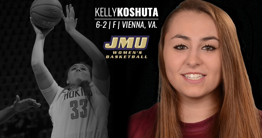 Women's Basketball: JMU Adds Transfer Kelly Koshuta to Women's Basketball Roster