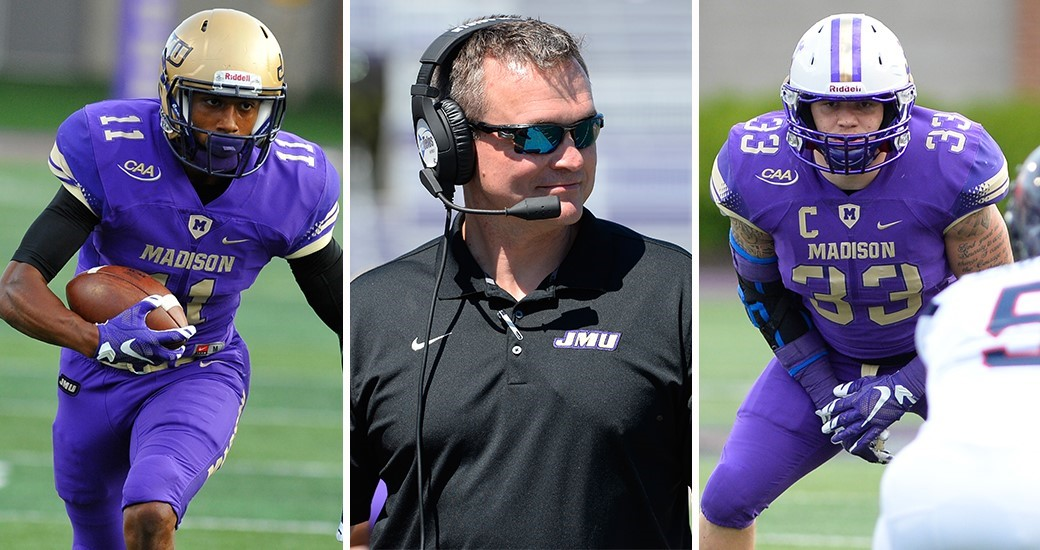 Football: Follow the Dukes at 2016 CAA Football Media Day in Baltimore