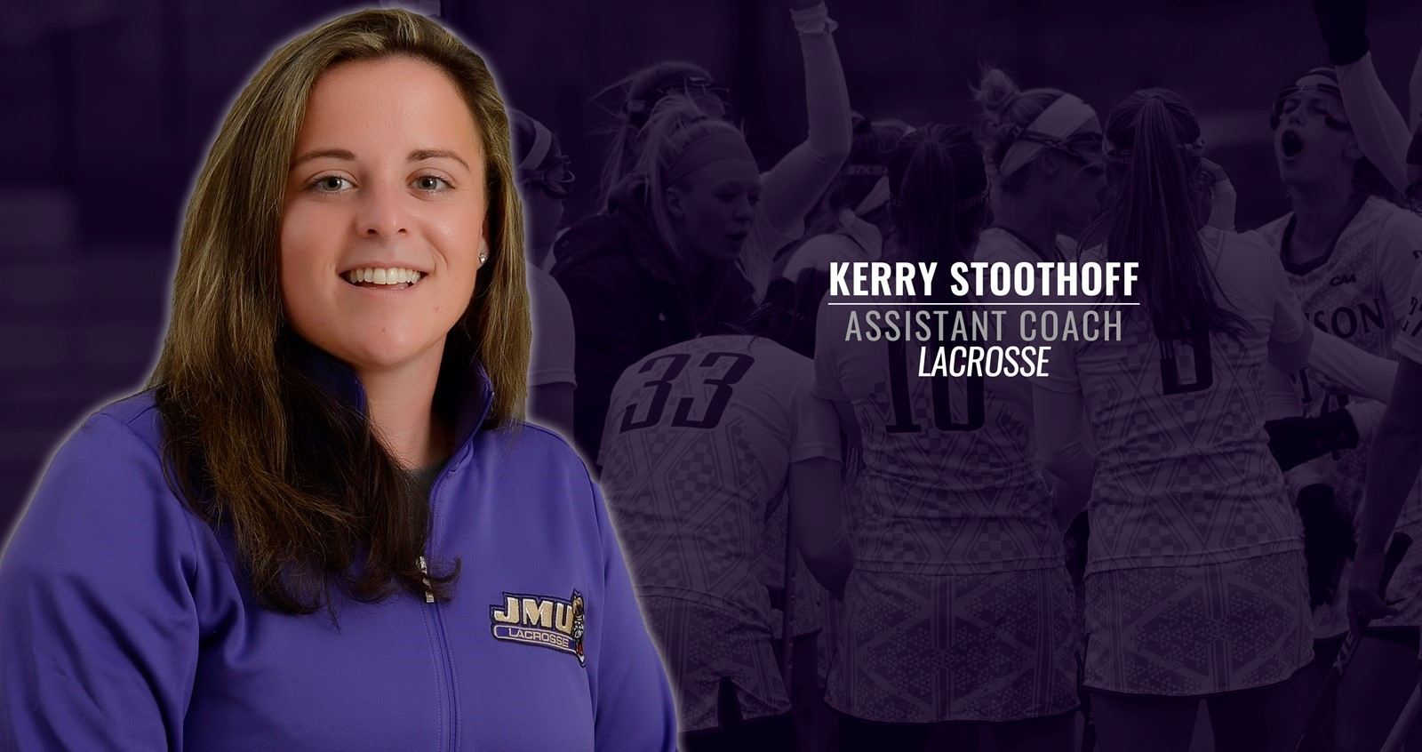 Women's Lacrosse: Klaes-Bawcombe Hires Kerry Stoothoff as Lacrosse Assistant Coach