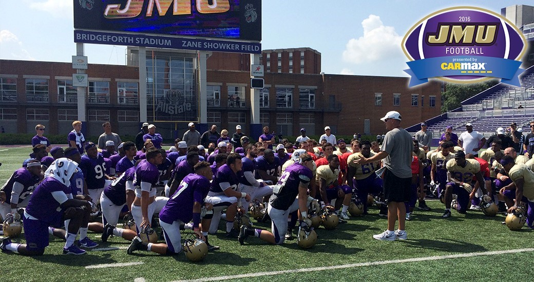 Football: Streamer Notes - Scrimmage Day at Bridgeforth