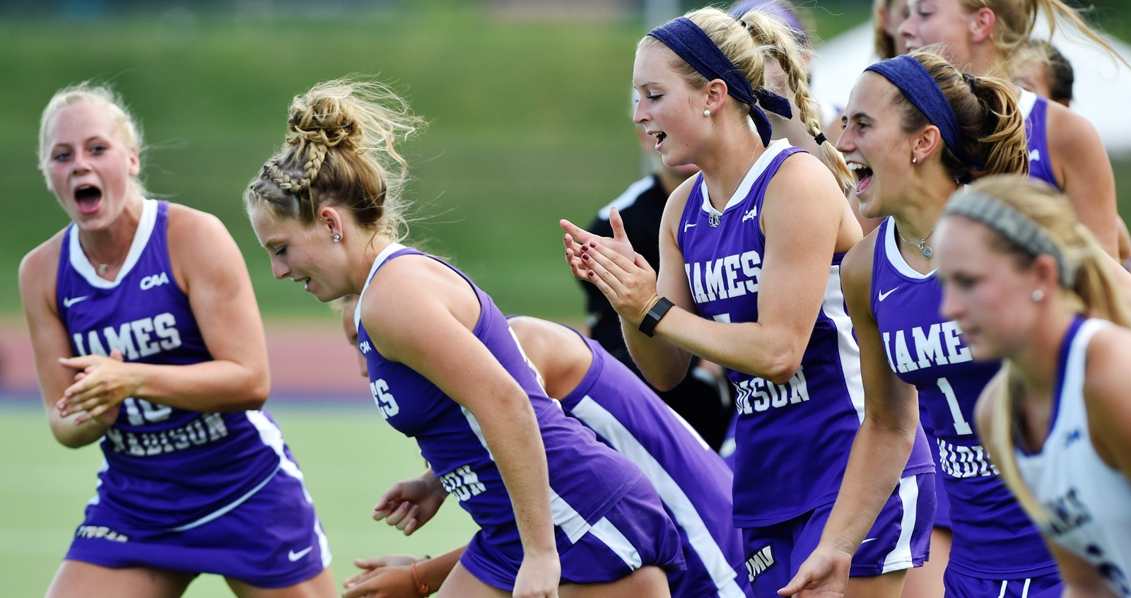 Field Hockey: Dukes Begin 2016 Ranked No. 19 in NFHCA Preseason Poll