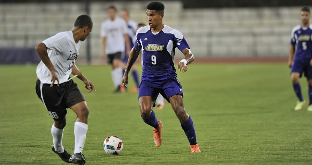 Men's Soccer: Late Goal Sinks Dukes in Season Opener