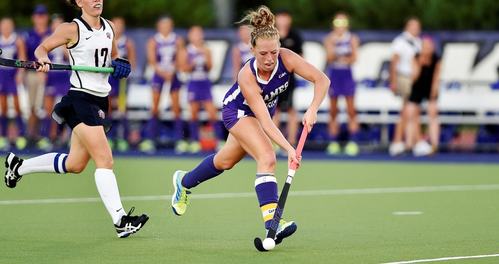 Field Hockey: #19 JMU Battles for 3-2 Victory over #13 Liberty