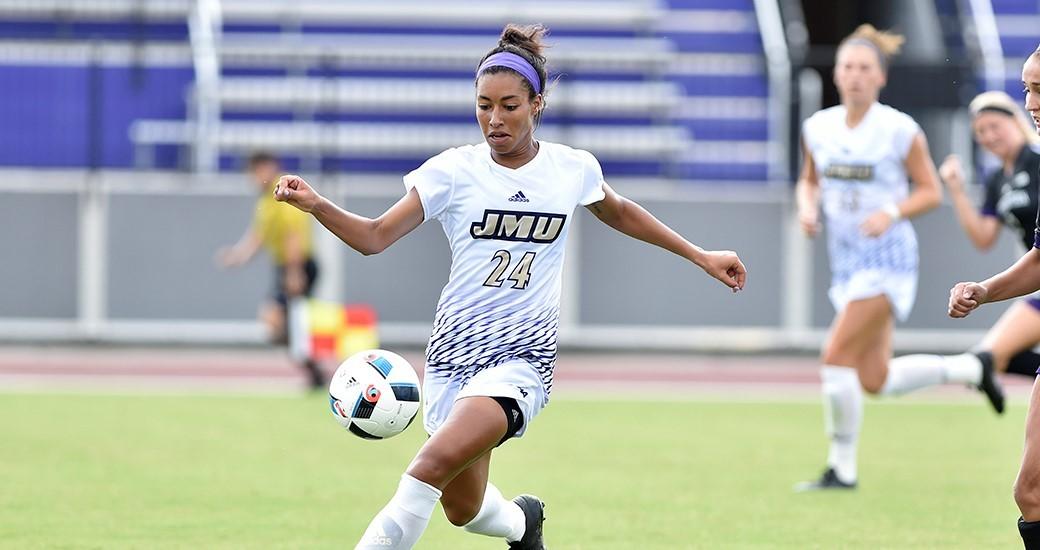 Women's Soccer: Dukes Fall in Friday Night Match at Richmond