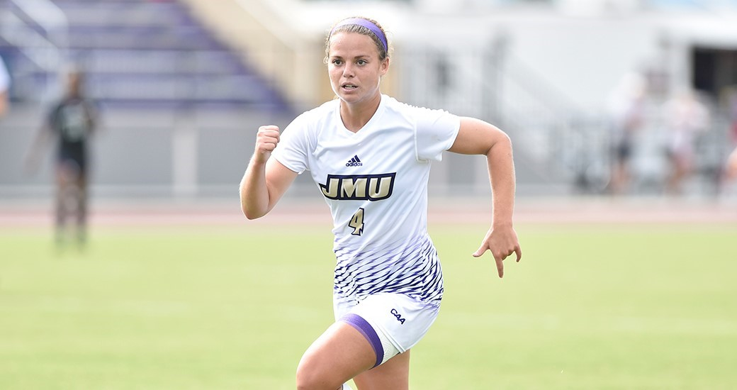 Women's Soccer: Early Outburst Lifts Dukes to 3-1 Victory at Elon