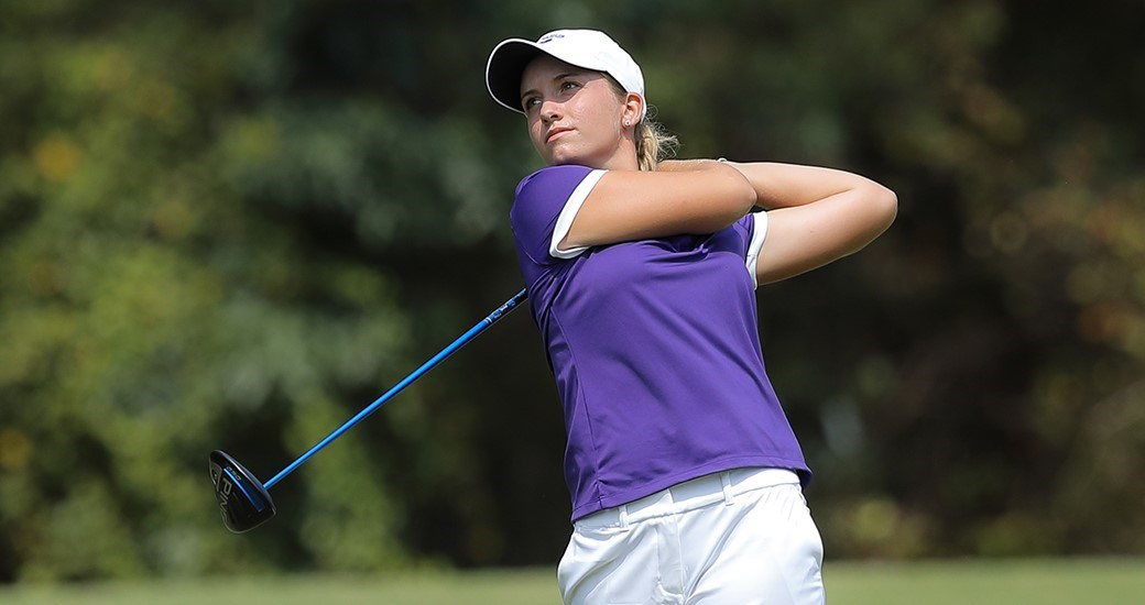 Women's Golf: Dukes Up to 15th at GolfWeek Conference Challenge