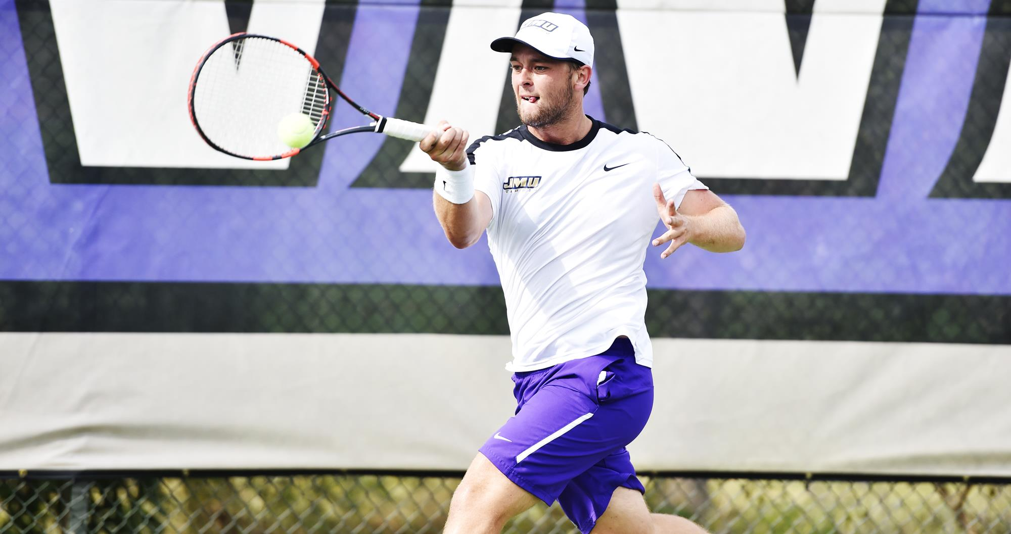 Men's Tennis: JMU Opens Spring Duals with 1-1 Split at VCU 4+1 Event