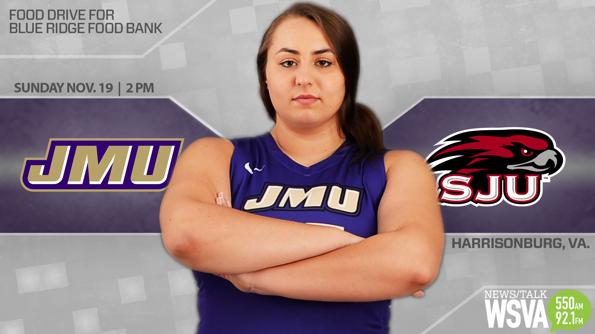 Women's Basketball: Dukes and Hawks Set For Sunday Matinee)