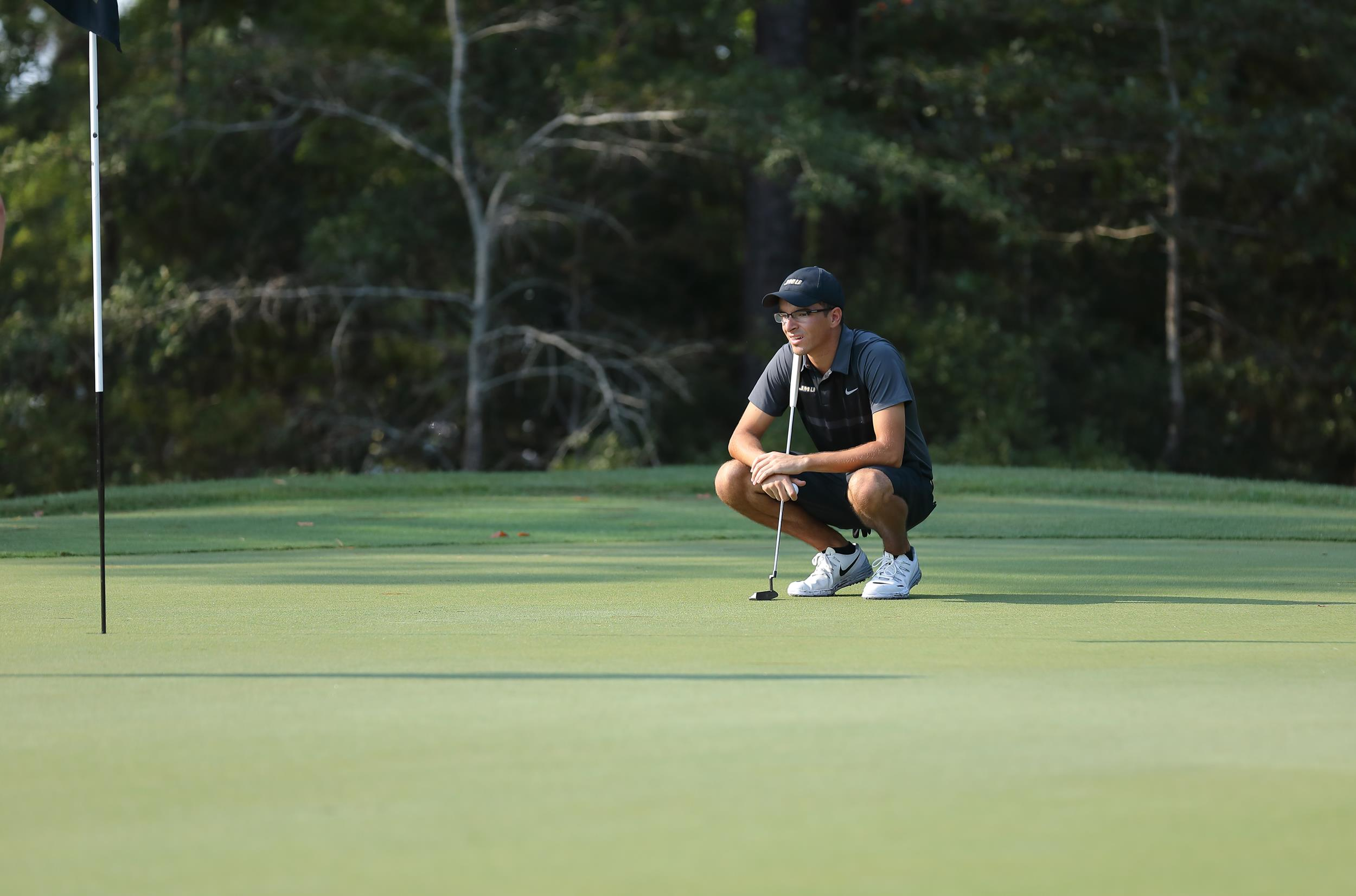 Men's Golf: Cole Named First Team All-State)