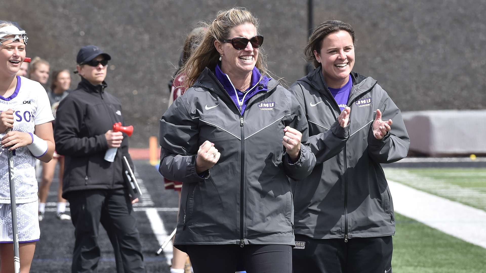 Women's Lacrosse: Klaes-Bawcombe Voted State Coach of the Year, Five Named All-State)