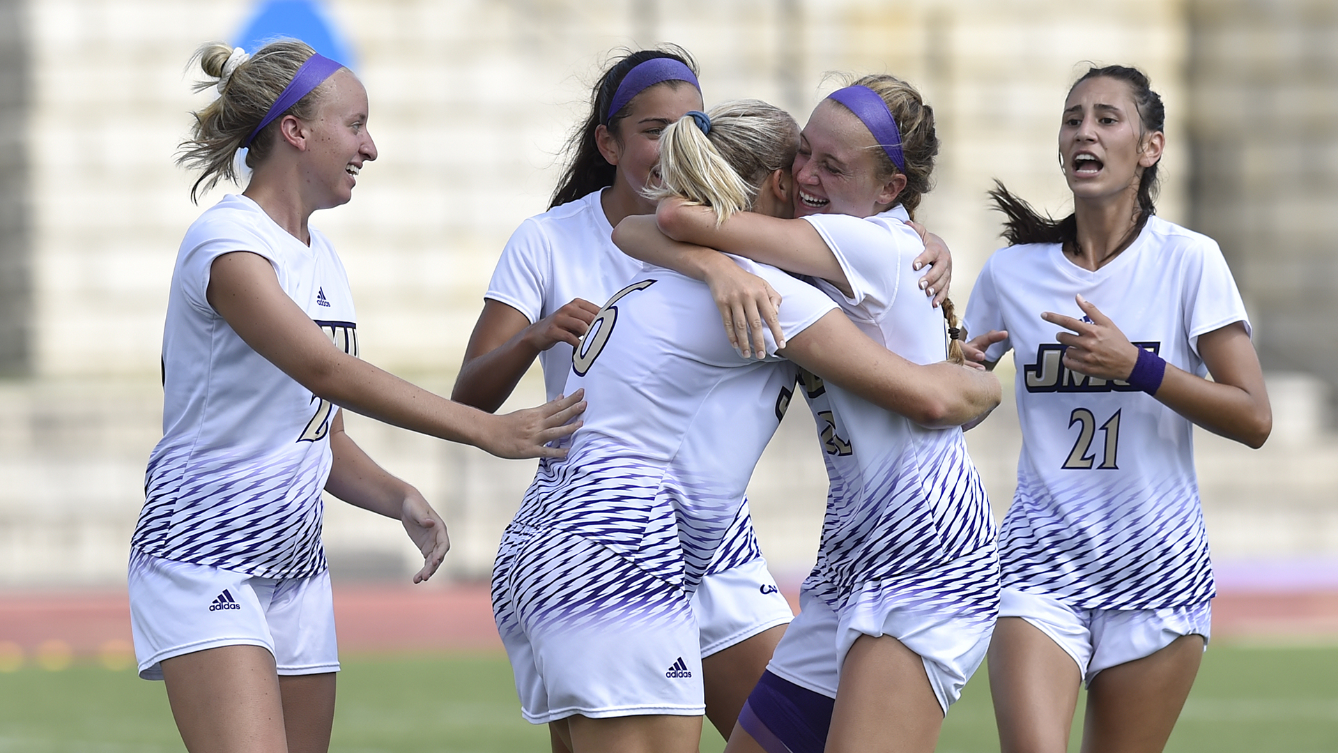 Women's Soccer: Four-Goal Second Half Launches Dukes Past Providence)