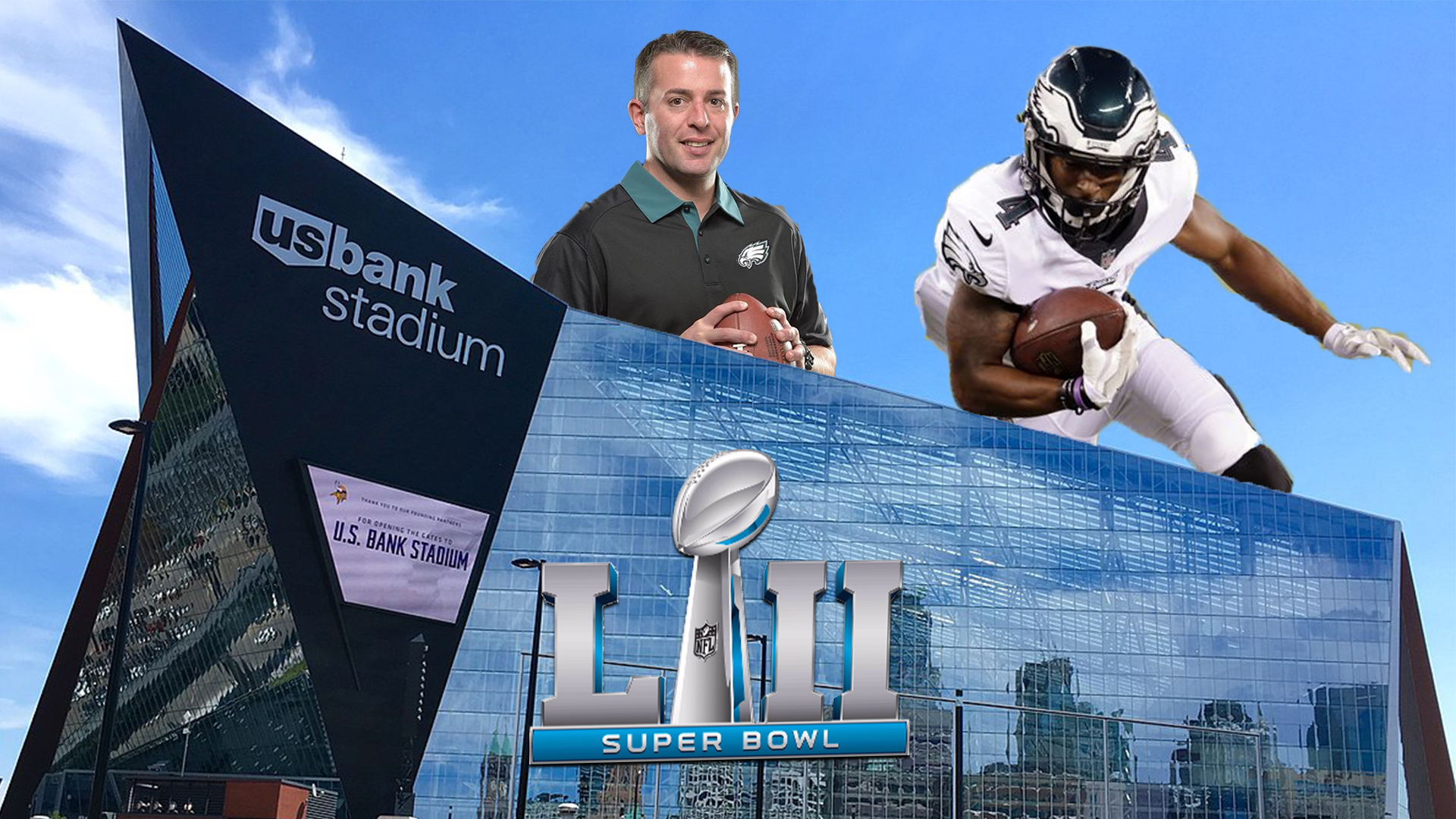 Football: Former Dukes Davis and DeFilippo Advance to Super Bowl LII with Eagles)