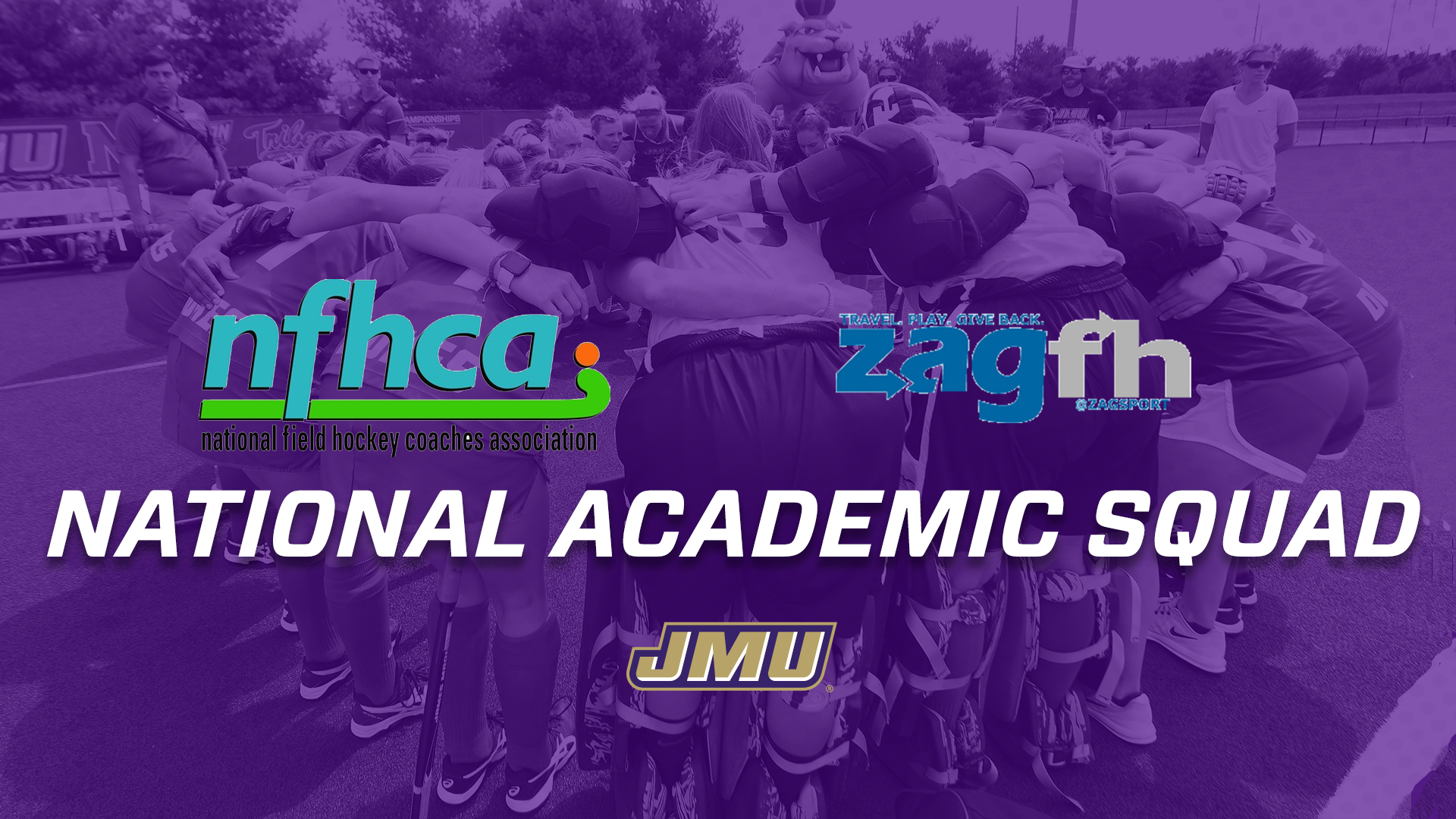 Field Hockey: Eleven Named to NFHCA National Academic Squad